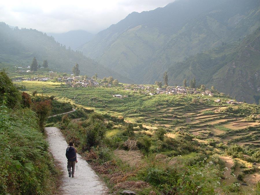 Himalayan Camping - Content